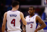 Chris Paul and JJ Redick